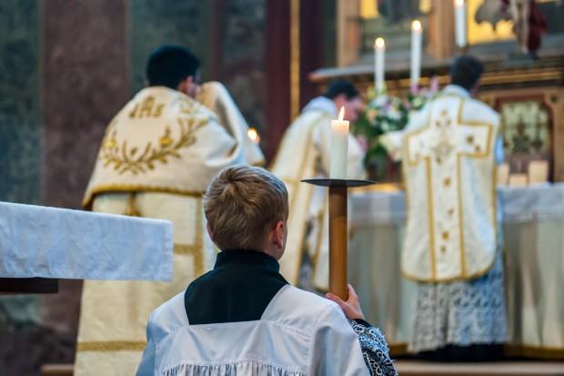 Přitažlivost tradičního katolického obřadu